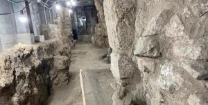 کشف تونل جدید اسرائیلی زیر مسجدالأقصی