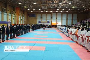 درخشش ۵ کاراته کای قزوینی در مسابقات انتخابی تیم ملی