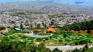 امسال کردستان حتی یک روز هوای آلوده نداشت