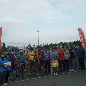 آغاز روز دوم رقابتهای لیگ برتر دوچرخه سواری در رامسر