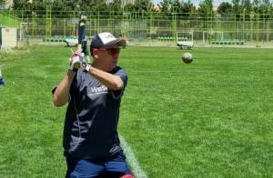 هدایت مجازی تیمملی بیسبال توسط سرمربی ایتالیایی