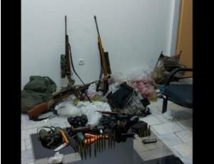 دستگیری یک گروه شکارچی حرفهای