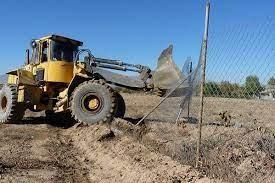رفع تصرف ۴۰ هکتار از اراضی دولتی در زاهدان
