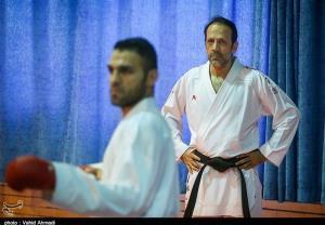 هروی: کرونا و مصدومیت برنامه تیم ملی کاراته را تغییر داد