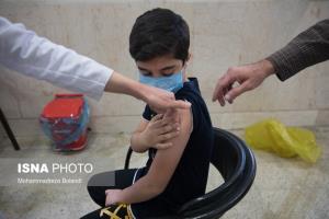 واکسیناسیون بیش از ۵۰ درصد دانشآموزان استان کرمان