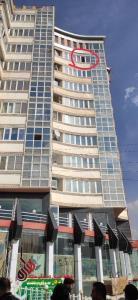 سقوط مرگبار خانم جوان از طبقه یازدهم ساختمانی در مهاباد