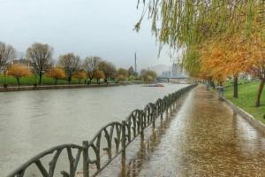 آغاز بارشهای پراکنده در آذربایجانغربی