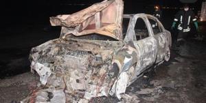 ۳ کشته و زخمی در برخورد با خودروی سوختکش در جاده بندرعباس