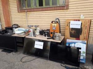 وقوع سرقت در شهرستان فردوس ۱۹ درصد افزایش یافت