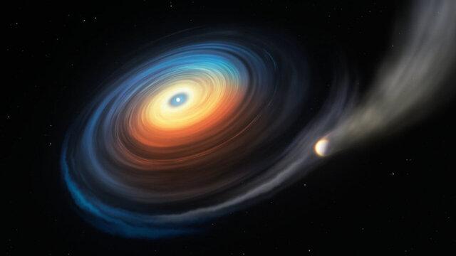 سریعترین کوتوله سفید جهان شناسایی شد