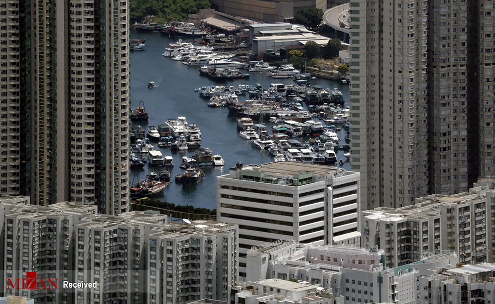 هنگ کنگ از لنز دوربین عکاسان