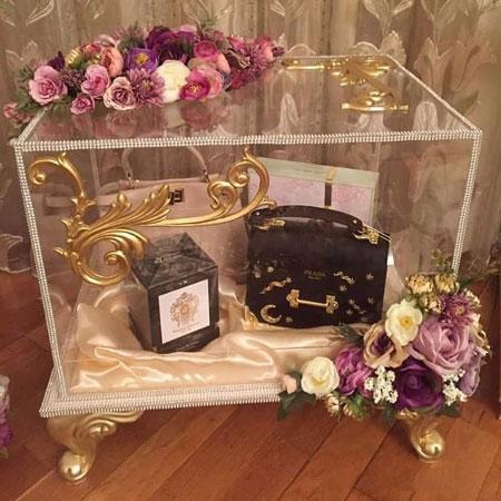 باکس هدایای بله برون عروس