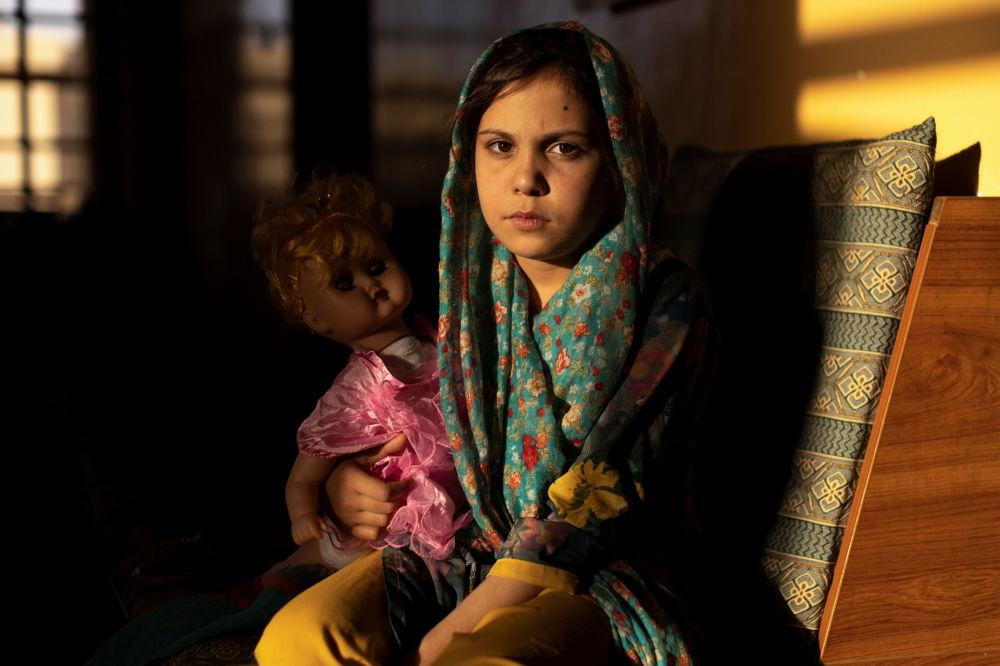 عکس/ خانه کودکان بی سرپرست در کابل