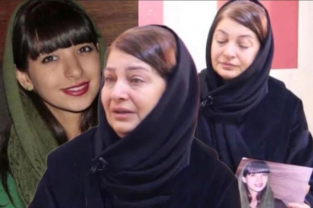 مادر غزاله شکور: گذشت نمی کنیم