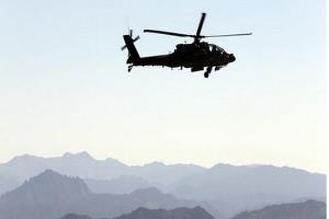 ۳ کشته در پی سقوط بالگرد در آلمان