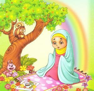 چیستان های کودکانه در مورد نماز