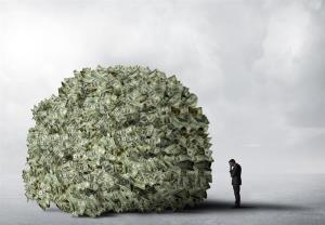بدهی دولتهای جهان به رکورد ۸۸ تریلیون دلار رسید