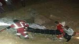 انتقال جسد مرد جوان از ارتفاعات مخملکوه خرمآباد