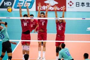 برنامه کامل دیدارهای گروهی مسابقات والیبال قهرمانی جهان اعلام شد