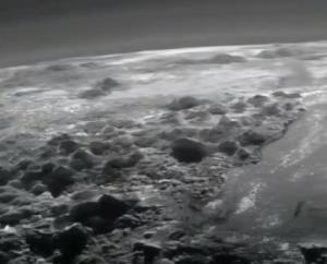 نماهای حیرت انگیز از پلوتو