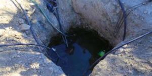 توضیحات آبفا درباره چاهک آب شربی که استاندار را در بشاگرد حیرتزده کرد