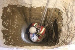 فوت ۲ نفر بر اثر ریزش چاه در چهارمحال و بختیاری