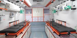 افزایش اتوبوس آمبولانس وموتورلانس های اورژانس تا پایان سال
