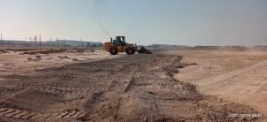 رفع تصرف 11.4 هزار مترمربع اراضی خالصه دولتی در شهر لافت قشم