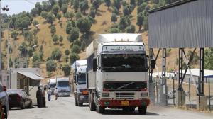 صادرات بیش از ۵۴ هزار تن کالای استاندارد از مرز مهران به عراق