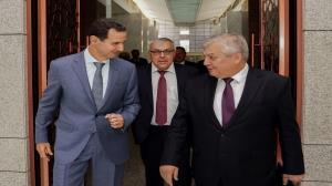 بشار اسد: نقش آمریکا در منطقه ضعیف شده است