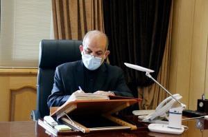 وزیر کشور حُکم شهرداران دزفول، کرمان، نیشابور، آبادان و قزوین را صادرکرد
