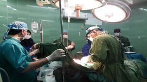 اهدای عضو شهروند گیلانی به یک بیمار نیازمند در شیراز