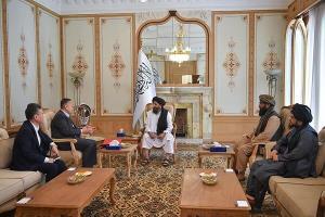 اعلام آمادگی طالبان و قزاقستان برای از سرگیری مناسبات تجاری