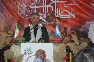 سردار فضلی: در جنگ رسانهای باید مردم و جوانان را مسلح کنیم