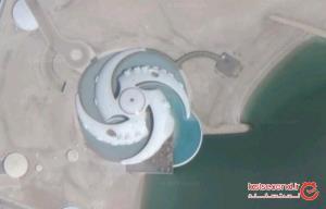 4 گوشه دنیا/ عجایب پنهانی در سطح زمین که به دست نقشه ماهوارهای گوگل لو رفت!