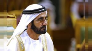 احتمال محاکمه حاکم دبی در انگلیس