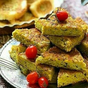 شام/ روش درست کردن «کوکو استانبولی» لذیذ