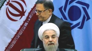 مدیران روحانی در مسیر اوین