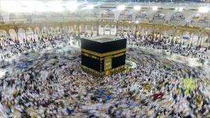 نخستین نماز در مسجدالحرام بدون فاصله اجتماعی