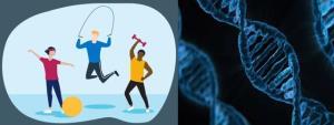 نقش پررنگ ژنها در اثر بخشی ورزش