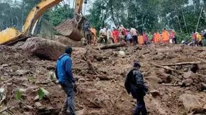 رانش زمین در هند ۲۲ کشته برجای گذاشت