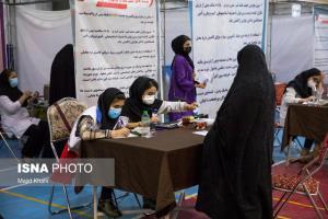 واکسیناسیون ۷۵ درصد از جمعیت استان ایلام