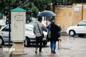 پیشبینی آخر هفته بارانی در خراسان شمالی