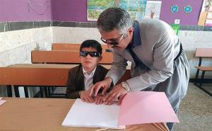 تولید نرمافزار جدید برای دانشآموزان نابینا