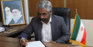 حکم شهردار میناب صادر شد