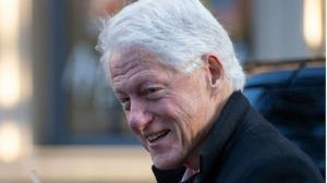 بیل کلینتون از بیمارستان ترخیص شد