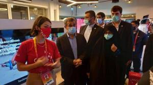 احمدینژاد امارات را به سمت تهران ترک کرد