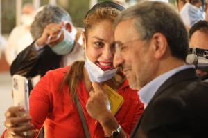 سفر پرماجرای احمدینژاد