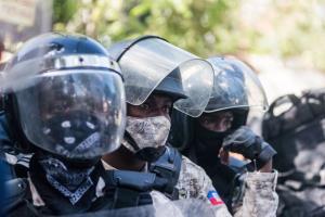 ربوده شدن ۱۷ مبلغ آمریکایی در هائیتی