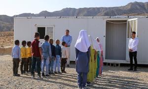 ۲۵۰ مدرسه کانکسی در خراسان شمالی وجود دارد